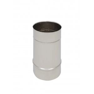Lengte element 250 mm DN 150 enkelwandig Holetherm DN 150