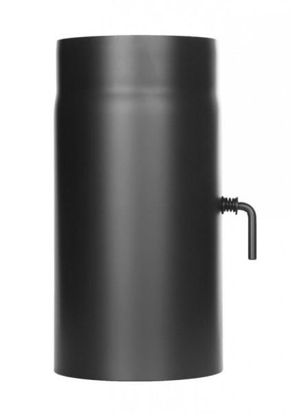 Longueur élément 250 mm DN 150 avec vanne d'étranglement à simple paroi