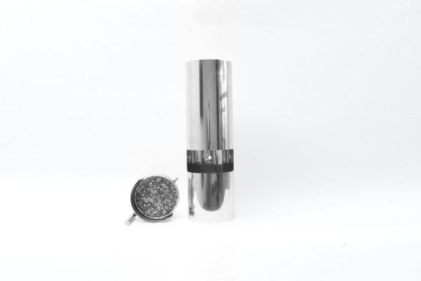 ABCAT® houtrookfilter Ø 200, lengte 500 mm, lengte 500 mm.